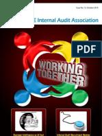 BI as Internal Audit Tool