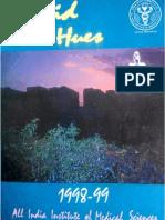 Hybrid Hues 1st Edition- 1998-99
