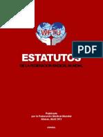 Estatutos FSM