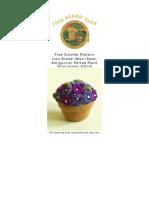 Amigurumi Potted Plant