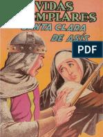 Vidas Ejemplares 160 - Santa Clara de Asís