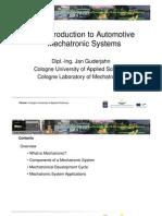 Mechatronik Systems Guderjahn