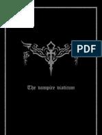 The Vampire Viaticum