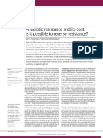 Antibiotic Resistance and Its Cost