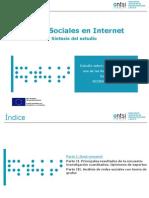 Redes Sociales en Internet (ONTSI) -DIC11