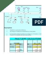 Fault Calculation