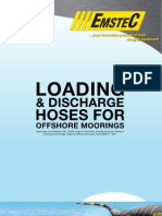 Loading & Discharge Hoses for Offshore Moorings