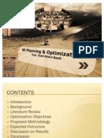 RF Planning & Optimization