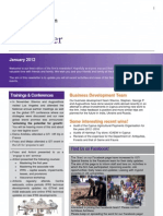 Gt Newsletter Jan 2012