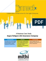 Aegon Religare Case Study