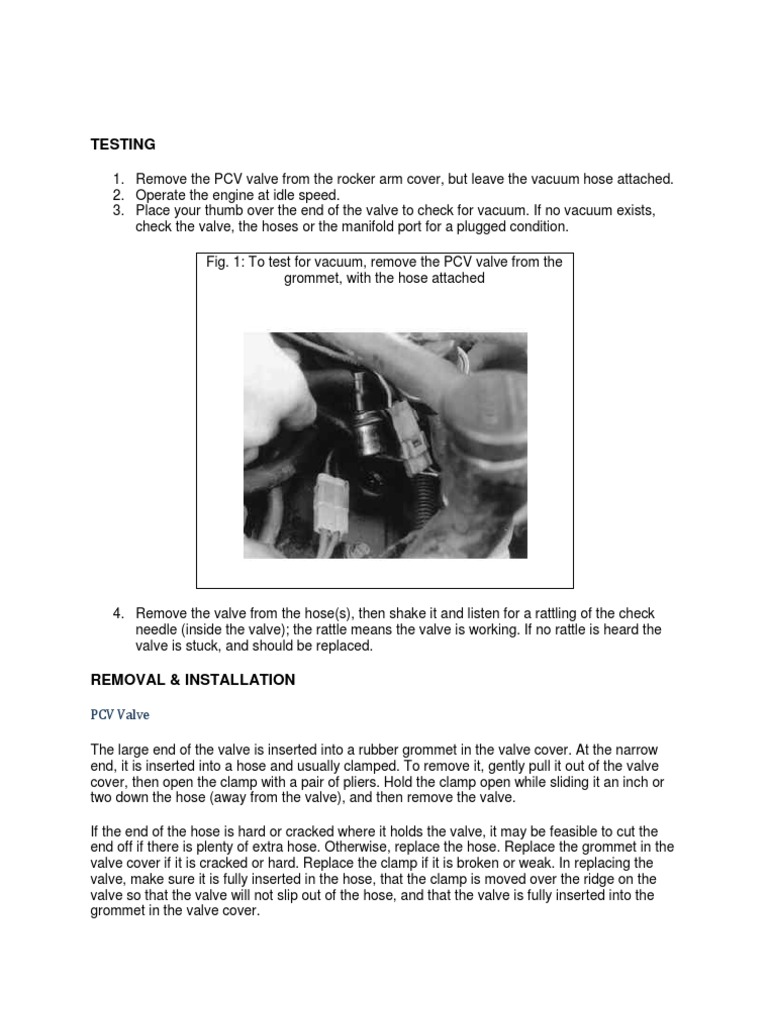 S10 Service Manual | Fuel Injection | Throttle