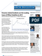 Policias Muertos 2011 EOY Report