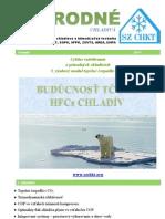 Prírodné chladivá - CO2 v TČ