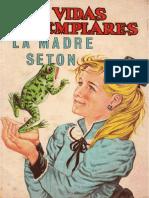 Vidas Ejemplares 172 - La Madre Seton