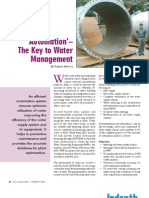 Automation - The Key to Water Management(1)