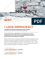 I Love Democracy Tunisie