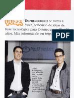 NetFoster en la Revista Emprendedores