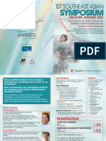 1st SEA Symposium Flyer - Final