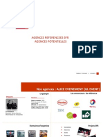 Catalogue Agences Event