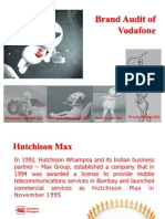 Vodafone-Brand Management