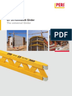 Peri Catalogue Formwork Accessories | Plywood | Building Materials