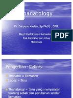 UMJ -Thanatologi 2007