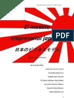 Trabajo Modelo rial Japones 1ro ADE y Derecho