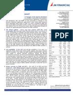 JM Financial - Initiating Coverage on Power Financiers.