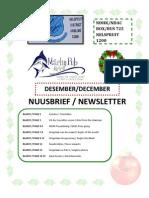NDHK NDAC Des Dec 2011 Nuusbrief Newsletter