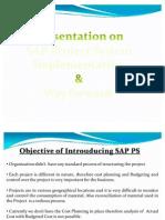 SAP PS Way Forward