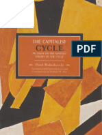 Pavel Maksakovsky - The Capitalist Cycle