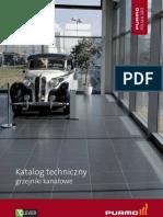 Purmo Katalog Techniczny Grzejniki Kanalowe AQUILO 01 2012 PL
