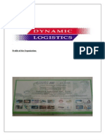 Dynamic Logistic