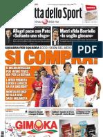 Gazzetta dello Sport - 03/01/2012