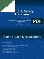 Statutory Rquirement InIndia