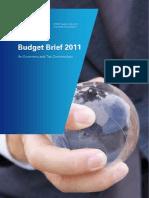 KPMG Budget Brief