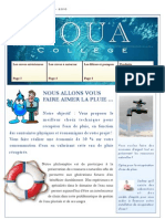 Catalogue Aqua College