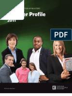 NAR Member Profile 2011