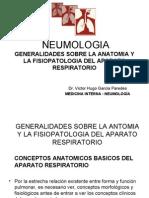NEUMOLOGIA TEMA 1