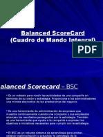 Definiciones bÁsicas Del Bsc
