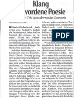 The press about Godelieve Schrama