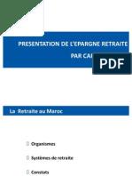 Presentation Retraite Par Capital is at Ion