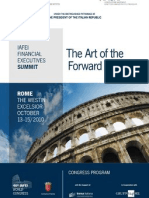 Programma IAFEI World Congress