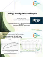 (2) Energy Management in Hospital (Mgtc)