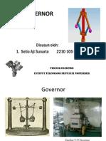 Pengertian Governor