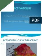 ACTIVATORUL