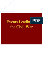 events leading to civil war-1