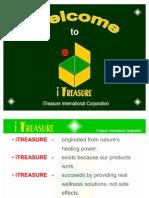 Itreasure Barley Essentials