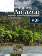 Adventures in the Amazon - Managing a Remote Field Station in Peru