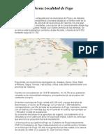 Informe Pego